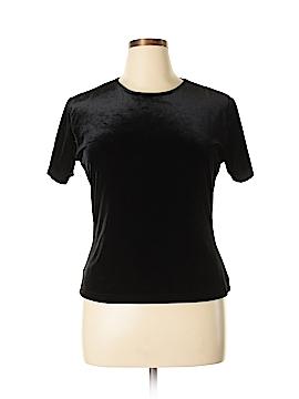 Mixit Short Sleeve Blouse Size L
