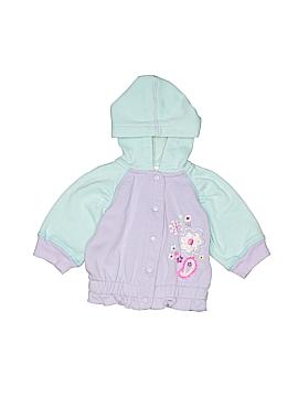 Babyworks Zip Up Hoodie Size 0-3 mo