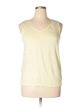 Adrienne Vittadini Sleeveless Top Size XL