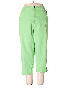 Quacker Factory Jeans Size 3X (Plus)