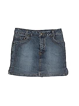 Zana Di Jeans Denim Skirt Size 14