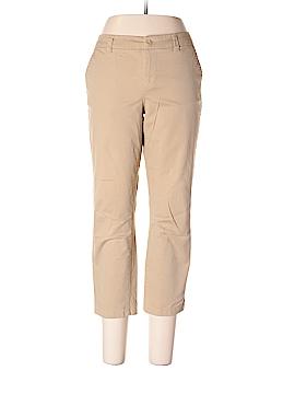 Stylus Khakis Size 12