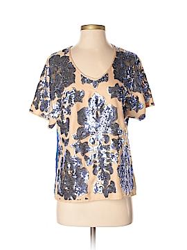 Neiman Marcus Short Sleeve Blouse Size S