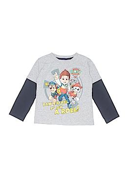 Nickelodeon Long Sleeve T-Shirt Size 4T