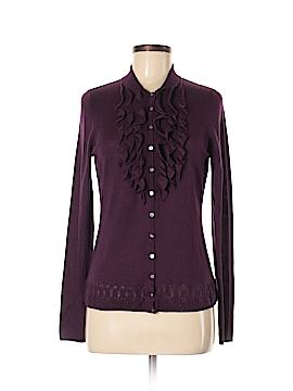 Elie Tahari Silk Cardigan Size M