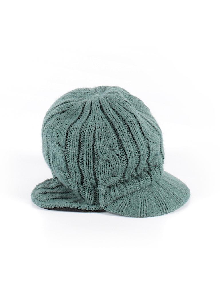 28d65938d41eb Carhartt 100% Acrylic Crochet Teal Beanie One Size - 62% off