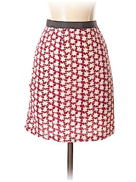 J. Crew Factory Store Silk Skirt Size 2