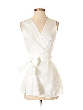 Diane von Furstenberg Sleeveless Blouse Size 6