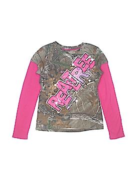 Realtree Long Sleeve T-Shirt Size 14