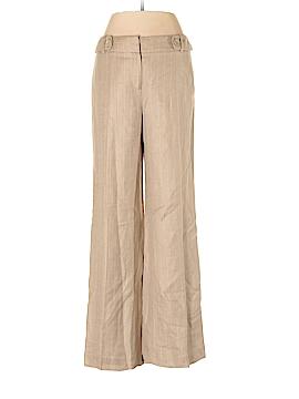 Ann Taylor Factory Linen Pants Size 6 (Petite)