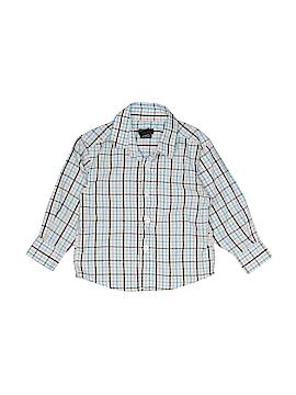 Claiborne Long Sleeve Button-Down Shirt Size 3T - 3
