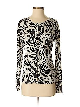 Madison Silk Cardigan Size M
