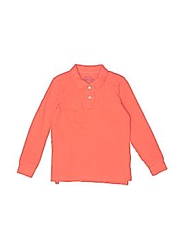 Crewcuts Long Sleeve Polo Size 6 - 7