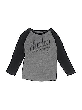 Hurley Long Sleeve T-Shirt Size 6