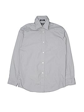 Chaps Long Sleeve Button-Down Shirt Size 12