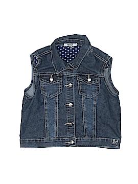 DKNY Denim Vest Size L (Kids)