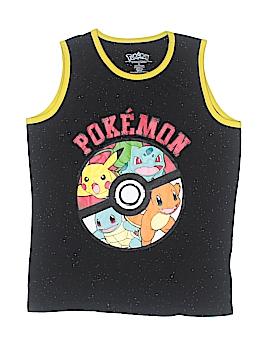 Pokemon Tank Top Size X-Large (Kids)