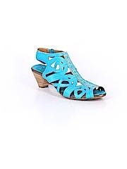 Spring Step Heels