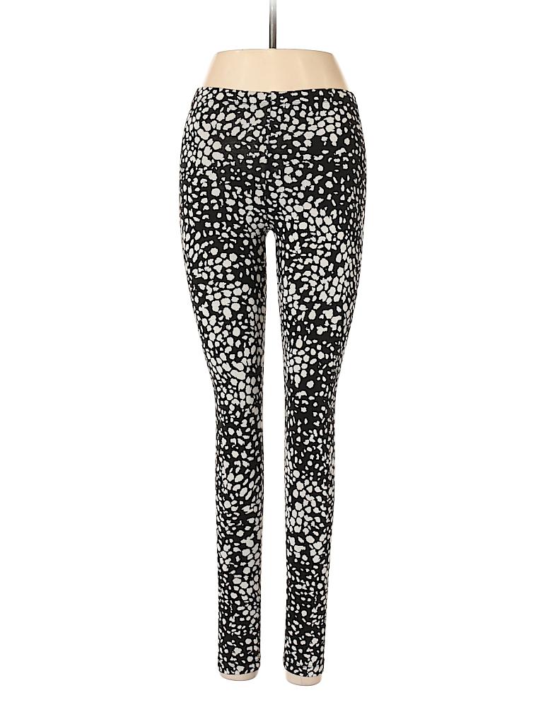 ddb58228489b3 H&M Print Black Leggings Size XS - 46% off | thredUP