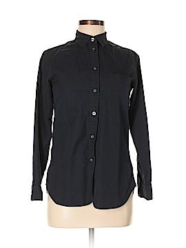 Ines de la Fressange for Uniqlo Long Sleeve Button-Down Shirt Size XS