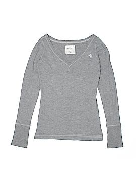 Abercrombie Long Sleeve Top Size M (Kids)