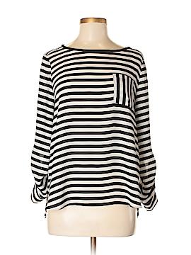 Ann Taylor LOFT Long Sleeve Blouse Size M (Petite)