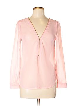 Choies Long Sleeve Blouse Size M