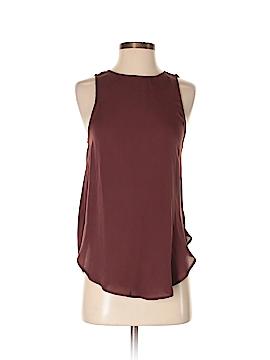 Haute Hippie Sleeveless Silk Top Size XS