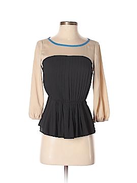 Ann Taylor 3/4 Sleeve Blouse Size XS (Petite)