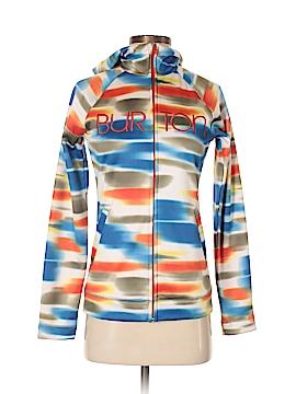 Burton Zip Up Hoodie Size XS