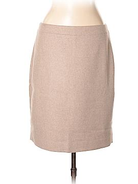 J. Crew Factory Store Wool Skirt Size 12