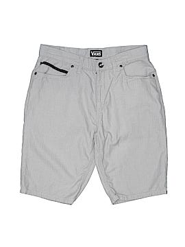 Vans Shorts 28 Waist