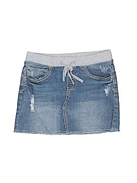 Justice Denim Skirt Size 14