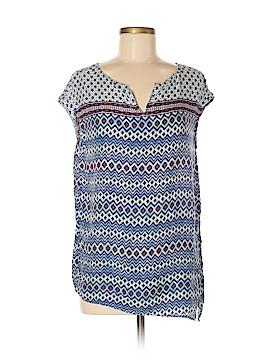 Caslon Short Sleeve Blouse Size XS
