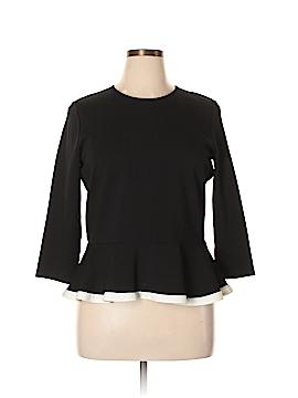 Lauren by Ralph Lauren 3/4 Sleeve Blouse Size XL