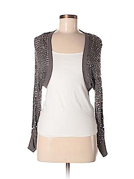 Bebe Silk Cardigan Size M