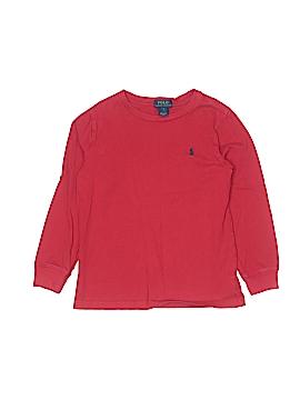 U.S. Polo Assn. Long Sleeve T-Shirt Size 7