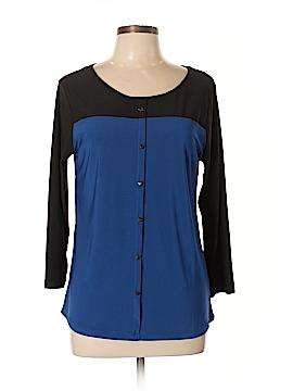 Claudia Richard 3/4 Sleeve Top Size L