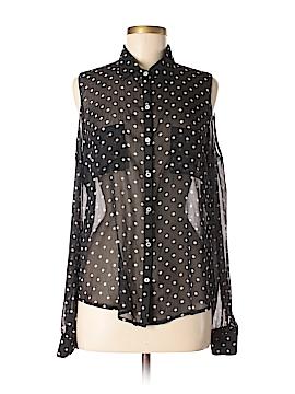 Kmart Long Sleeve Blouse Size M