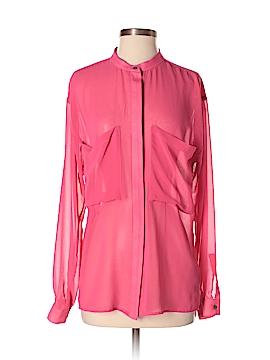 Patterson J. Kincaid Long Sleeve Button-Down Shirt Size S