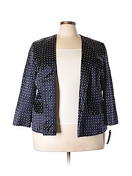 Pendleton Silk Blazer Size 24 (Plus)
