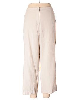 J.jill Linen Pants Size XL