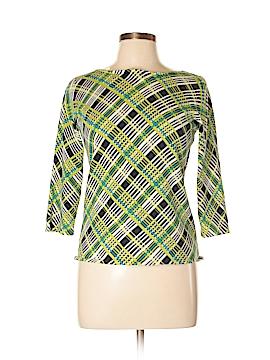 Evan Picone Silk Pullover Sweater Size L