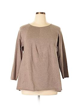 Eyn Pullover Sweater Size 1X (Plus)