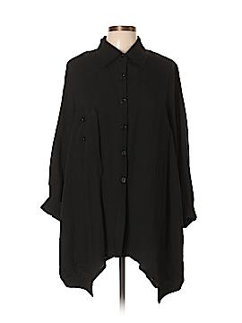 YS Fashion Long Sleeve Blouse Size L