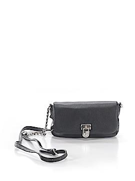 Calvin Klein Leather Crossbody Bag One Size