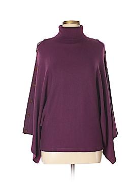 Colour Works Turtleneck Sweater Size L