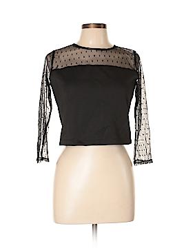 Glamorous Long Sleeve Blouse Size L