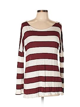 Vanilla Bay Long Sleeve Top Size L