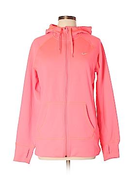 Nike Zip Up Hoodie Size L
